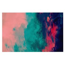 Painted Clouds Double by Caleb Troy Decorative Doormat