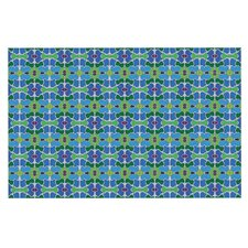Sea Glass by Empire Ruhl Decorative Doormat