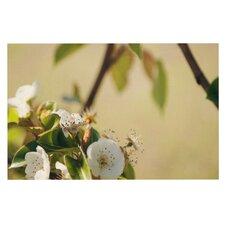 Pear Blossom by Catherine McDonald Decorative Doormat