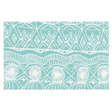 Beach Blanket Bingo by Catherine Holcombe Decorative Doormat