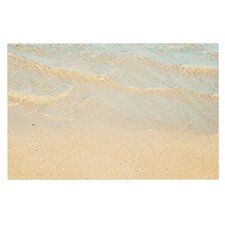 Ombre Water by Bree Madden Decorative Doormat