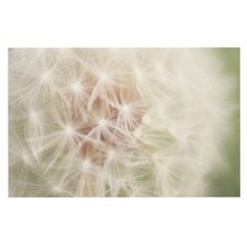 Dandelion by Catherine McDonald Decorative Doormat