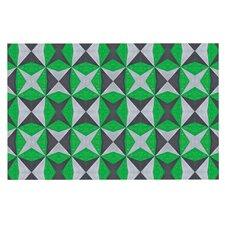 Abstract by Empire Ruhl Decorative Doormat