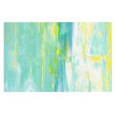 Spring Forward by CarolLynn Tice Decorative Doormat