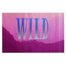 Wild by Catherine McDonald Decorative Doormat