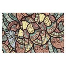 Wild Run by Danny Ivan Decorative Doormat