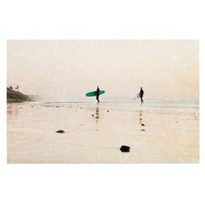 Surfers by Bree Madden Decorative Doormat
