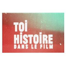 Toi Histoire by Danny Ivan Decorative Doormat