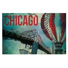 Chicago by iRuz33 Decorative Doormat