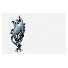 Owl by Graham Curran Decorative Doormat