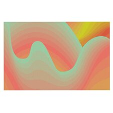 Way of the Waves by Akwaflorell Decorative Doormat