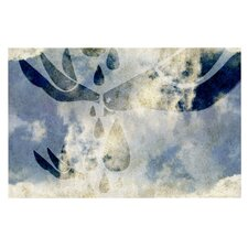 Doves Cry by iRuz33 Decorative Doormat