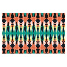 Triangle Visions by Akwaflorell Decorative Doormat