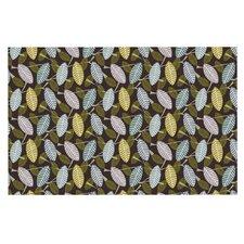 Moss Canopy by Julie Hamilton Decorative Doormat