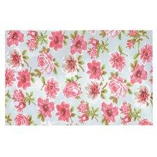 Petals Forever by Heidi Jennings Decorative Doormat