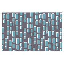 Cubic Geek Chic by Michelle Drew Decorative Doormat