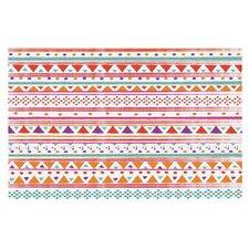Native Bandana by Nika Martinez Decorative Doormat
