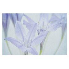 Triplet Lily by Iris Lehnhardt Flower Decorative Doormat