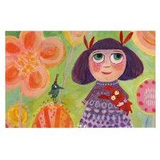 Flowerland by Marianna Tankelevich Decorative Doormat