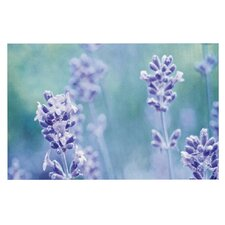 Lavender Dream by Iris Lehnhardt Flower Decorative Doormat
