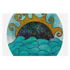 Oceania by Pom Graphic Design Decorative Doormat