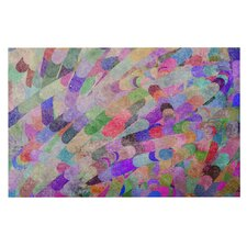 Abstract by Marianna Tankelevich Decorative Doormat