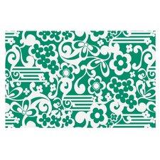 Esmerald by Louise Machado Decorative Doormat