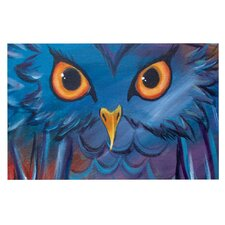 Hoot by Padgett Mason Decorative Doormat