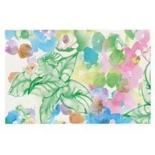 Leaf Bouquet by Sonal Nathwani Decorative Doormat