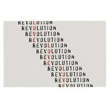 Revolution by Skye Zambrana Decorative Doormat