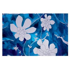 Succulent Dance 1 by Theresa Giolzetti Decorative Doormat