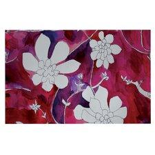 Succulent Dance II by Theresa Giolzetti Decorative Doormat