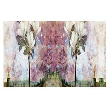 The Magnolia Trees by Suzanne Carter Decorative Doormat