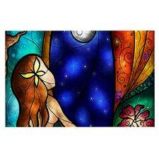 I Miss You by Mandie Manzano Decorative Doormat