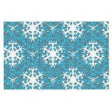 Precious Flakes by Miranda Mol Decorative Doormat