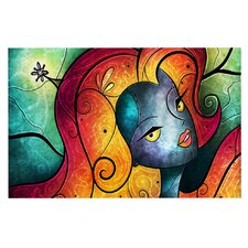 Andromeda by Mandie Manzano Decorative Doormat