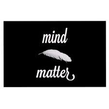 Mind Over Matter by Skye Zambrana Decorative Doormat