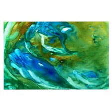 Hurricane by Rosie Brown Decorative Doormat