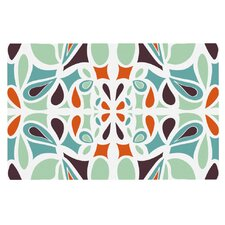 Stained Glass by Miranda Mol Decorative Doormat