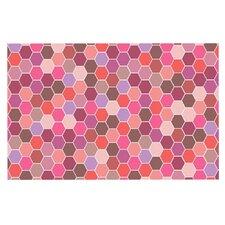 Blush by Nandita Singh Tiled Decorative Doormat