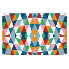 Geometric British Mosaic by Project M Decorative Doormat
