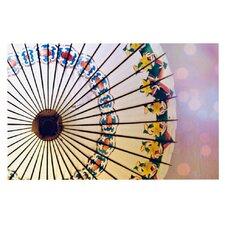 Parasol by Sylvia Cook Decorative Doormat