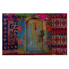 Ethnic Escape by S. Seema Z Ped Decorative Doormat