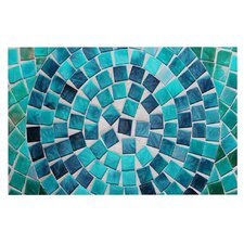 Circular by Sylvia Cook Decorative Doormat