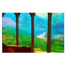 Mountain Retreat by S. Seema Z Decorative Doormat