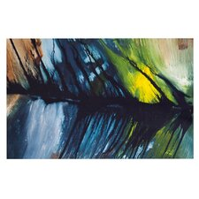 Gravity Falling by Steve Dix Paint Decorative Doormat