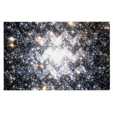 Messier Chevron by Suzanne Carter Decorative Doormat