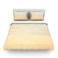 Ombre Water by Bree Madden Light Cotton Duvet Cover