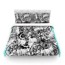 Blumen by Anchobee Light Cotton Duvet Cover