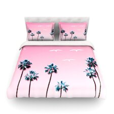 Pink Cali by Bree Madden Light Cotton Duvet Cover